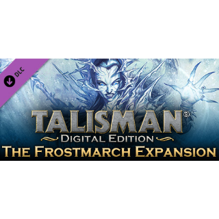 Talisman - The Frostmarch Expansion steam/global instant delivery