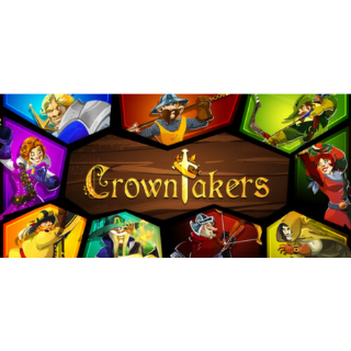 Crowntakers (Steam/Global Instant Delivery)