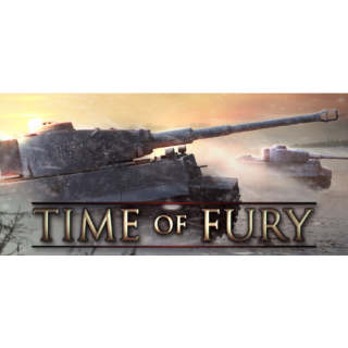 Time of Fury (Steam/Global Instant Delivery)