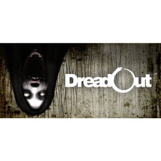 DreadOut  steam/global instant delivery (on steam for 14.99$)