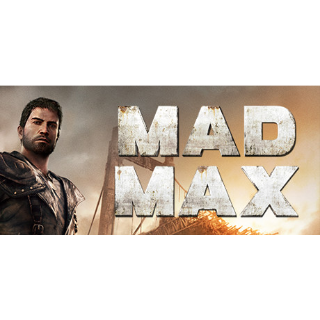 Mad Max (Steam/Global Instant Delivery/2)