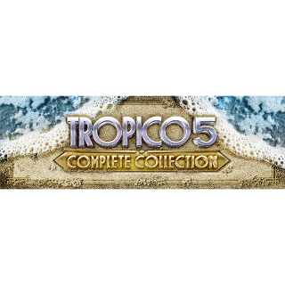 Tropico 5 - Complete Collection (Steam/Global Instant Delivery/1)