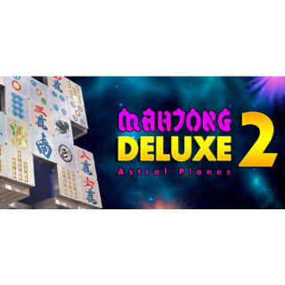 Mahjong Deluxe 2: Astral Planes (Steam/Global Instant Delivery)