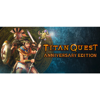 Titan Quest: Anniversary Edition + Titan Quest: Ragnarok DLC (Steam/Global Instant Delivery)