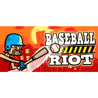 Baseball Riot (Steam/Global Instant Delivery)