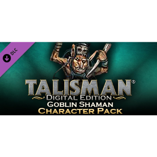 Talisman - Character Pack #13 - Goblin Shaman steam/global instant delivery