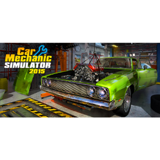 Car Mechanic Simulator 2015 (Steam/Global Instant Delivery)