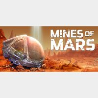 Mines of Mars (Steam/Global Instant Delivery)