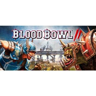 Blood Bowl 2 (Steam/Global Instant Delivery/1)