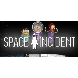 Space Incident (Steam/Global Instant Delivery)