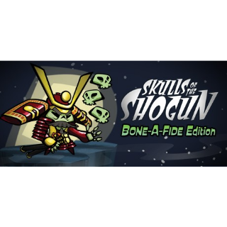 Skulls of the Shogun (Steam/Global Instant Delivery)