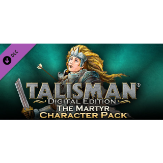 Talisman - Character Pack #5 - Martyr steam/global instant delivery
