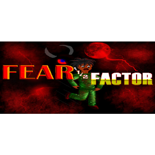 Fear Half Factor (Steam/Global Instant Delivery)