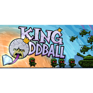 King Oddball (Steam/Global Instant Delivery)