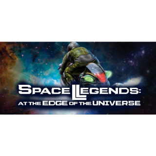 Space Legends: At the Edge of the Universe (Steam/Global Instant Delivery)