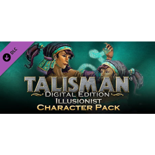 Talisman - Character Pack #11 - Illusionist steam/global instant delivery