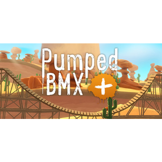 Pumped BMX + (Steam/Global Instant Delivery)