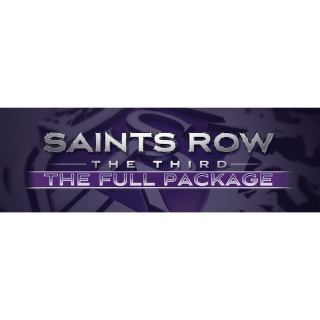 Saints Row: The Third - The Full Package (Steam/Global Instant Delivery)