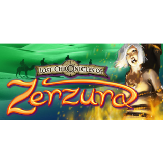 Lost Chronicles of Zerzura (Steam/Global Instant Delivery)