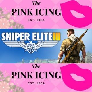 Sniper Elite 3 (Steam/Global Instant Delivery/3)