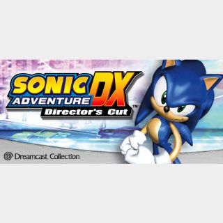 Sonic Adventure DX (Steam/Global Instant Delivery/1)