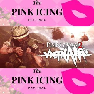 Rising Storm 2: Vietnam + 2 DLCs (Steam/Global Instant Delivery/2)