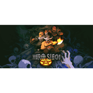 Hero Siege (Steam/Global Instant Delivery)