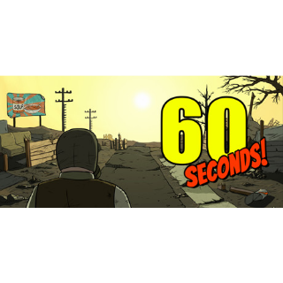 60 Seconds! (Steam/Global Instant Delivery/1)