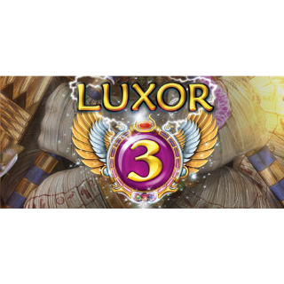Luxor 3 (Steam/Global Instant Delivery)