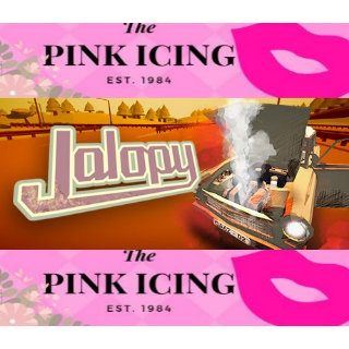 Jalopy (Steam/Global Instant Delivery/1)