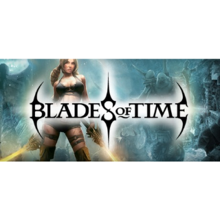 Blades of Time Limited Edition (Steam/Global Instant Delivery/2)