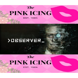 >observer_ (Steam/Global Instant Delivery/1)
