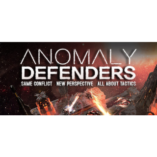 Anomaly Defenders (Steam/Global Instant Delivery)