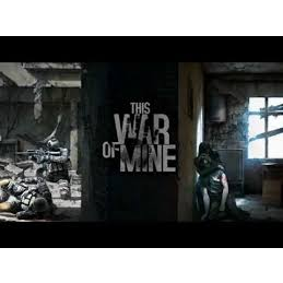This War of Mine STEAM CD KEY  INSTANT DELIVERY worth 20$