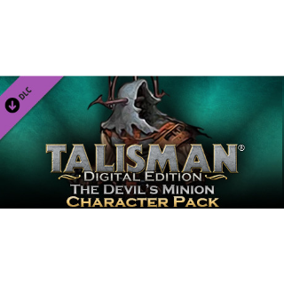 Talisman - Character Pack #3 - Devil's Minion steam/global instant delivery