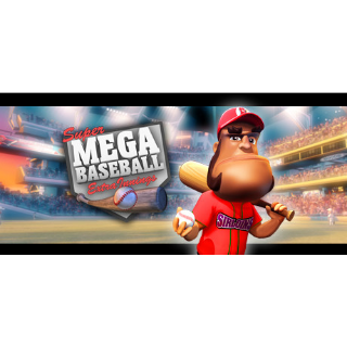 Super Mega Baseball: Extra Innings (Steam/Global Instant Delivery)