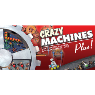 Crazy Machines 1.5 (Steam/Global Instant Delivery)