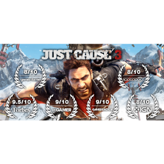 Just Cause 3 XXL Edition (Steam/Global Instant Delivery/1)