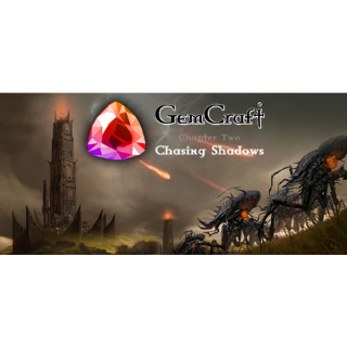 GemCraft - Chasing Shadows (Steam/Global Instant Delivery/2)