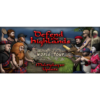 Defend the Highlands: World Tour (Steam/Global Instant Delivery)