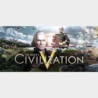 Sid Meier's Civilization® V (Steam/Global Instant Delivery)