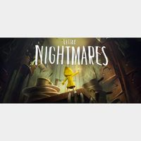 Little Nightmares (Steam/Global Instant Delivery/1)