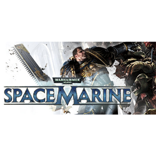 Warhammer 40,000: Space Marine Collection (Steam/Global Instant Delivery/2)