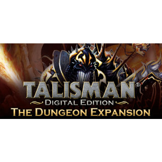 Talisman - The Dungeon Expansion steam/global instant delivery