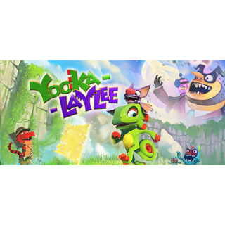 Yooka-Laylee (Steam/Global Instant Delivery)