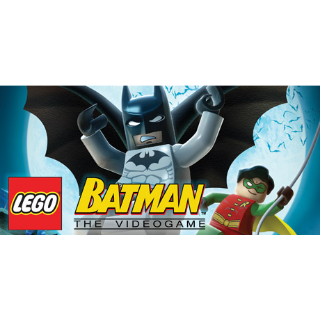 LEGO Batman: The Videogame (Steam/Global Instant Delivery)