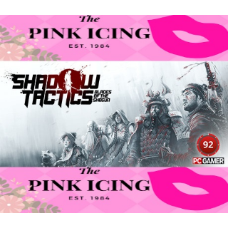 Shadow Tactics: Blades of the Shogun (Steam/Global Instant Delivery/1)