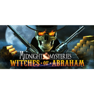 Midnight Mysteries: Witches of Abraham - Collector's Edition (Steam/Global Instant Delivery)