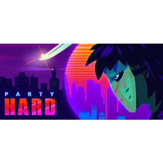 Party Hard Bundle (Steam/Global Instant Delivery/2)