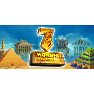 7 Wonders of the Ancient World (Steam/Global Instant Delivery)